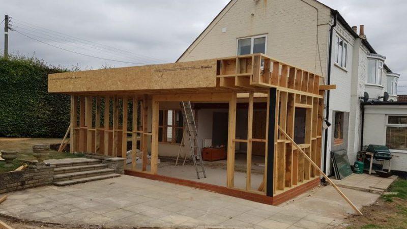 Extension bois : faire une extension en bois pour sa maison