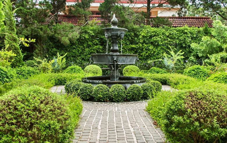 Comment installer une fontaine de jardin ?