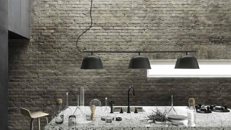 Lampe suspension Muuto : luminaire design