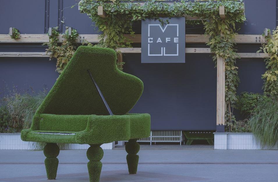 Le mobilier urbain : de quoi s'agit-il?